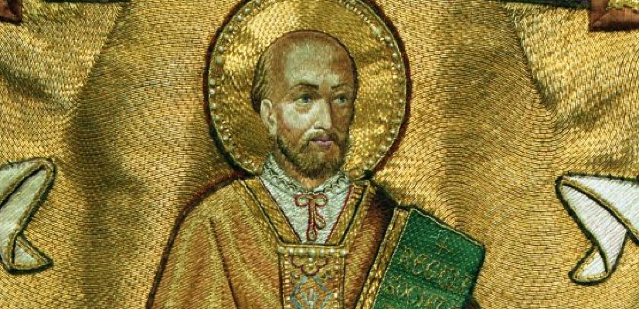 Ignatiaanse spiritualiteit in elf podcasts