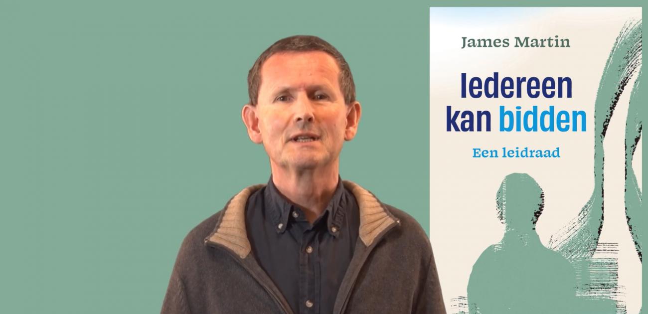 Nikolaas Sintobin las het nieuwe boek van James Martin
